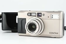 """""""Exc+++"""" Contax TVS II 35mm Point & Shoot Film Camera 3.5-6.5/28-56 from Japan"""