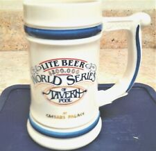 Collectible World Series of Tavern Pool Mug
