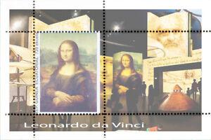 Leonardo da Vinci - 10 sheets  full set  private issue LIMITED EDITION!!