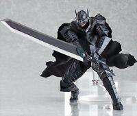 Max Factory figma armor ver of guts berserk. (figures only) Action Figure NEW