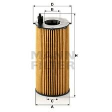 Mann Oil Filter Element Metal Free For Dodge Nitro 2.8 CRD 2.8 CRD 4WD