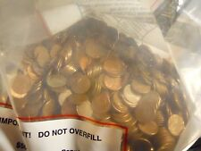 60 LBS Copper Bullion Pennies 1959-1982 US Cents by the Pound W/ Wheat Backs &..