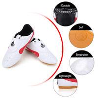 Adults Child Taekwondo Shoes Trainers Martial Arts Kung Fu Karate Sneakers Soft