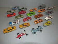 Schuco, 22 Modellautos, Fahrzeuge, sehr alt, große Sammlung, Konvolut