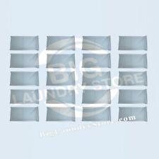 NEW 20 Pcs Huebsch, Speed Queen Dryer Lint Screen / Lint Filter - Part# 70290601