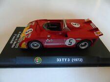 Alfa Romeo  33 TT3  targa florio 1972 1:43 TBE
