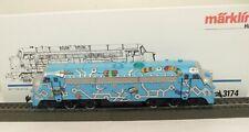 Märklin H0 3174 Diesellok BR My 1126 der DSB, hellblau, Metallmodell   P25