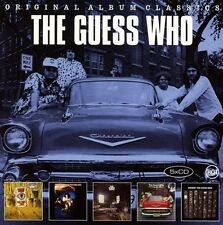 The Guess Who - Original Album Classics [New CD] Hong Kong - Import