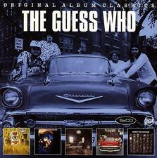 The Guess Who - Original Album Classics [New CD] Hong Kong - Import
