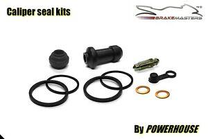 Honda CBR650 F front brake caliper seal boots rebuild repair kit set 2017