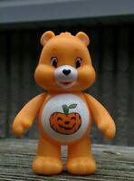 "Custom Created TRICK OR SWEET Halloween CARE BEAR 3"" PVC Toy Figure TCFC JP"