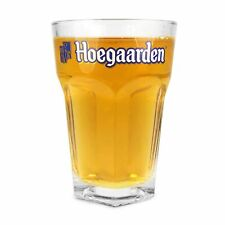 TUFF LUV Hoegaarden Pint Glass Original Glass / Glasses / Barware CE 568ml