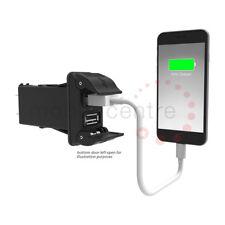 Carling Technologies V series 3.15Amp dual USB charger 12 & 24 volt VUSB24G111B1
