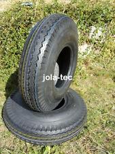 5.00-8 120A5 BKT Vollgummi Staplerreifen ohne Haltenase Reifen für Gabelstapler