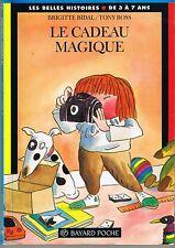 Le Cadeau Magique * BIDAL * Belles Histoires 89 jeunes enfants livre french book