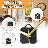 Useful 1 Set Quartz Clock Movement Mechanism DIY Kit Battery Powered Hand Tool