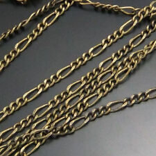 5M Antique Style Bronze Brass Necklace Jewelry Chain 02553