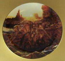 Native Visions Son Of The Sun Plate Julie Kramer Cole #4 Indian Native American