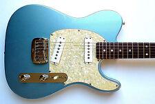 G&L ASAT W/CASE Lake Placid Blue-Rosewood neck USA 1994 Vintage