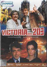 VICTORIA NO 203 - ASHOK KUMAR - PRAN - SAIRA BANO - NEW BOLLYWOOD DVD