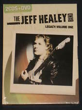 Jeff Healey Band 1 dvd 2 cd set Legacy Volume One NTSC USA NEW NEXT DAY SHIPPING