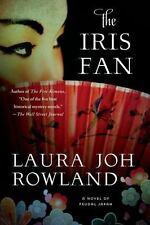 The Iris Fan: A Novel of Feudal Japan (Paperback or Softback)