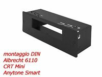 CB DIN KIT MONTAGGIO CRT ONE, ALBRECHT AE 6110, ANYTONE SMART, AUTO CAMPER BARCA