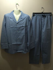 BNWT Mens Sz 3XL Coast Clothing Co Blue Stripe Long Style Pyjamas RRP $60