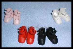 """SAVE 33% on 4 pair Reproduction 8"""" Tiny Betsy McCall SHOES  U.S.SHIPS FREE"""