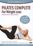 Pilates Complete for Weight Loss (DVD, 2004)