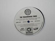 T3 - Treacherous Three - We Come Plant, Melle Mel, Chuck, Daddy Kane, Tito promo