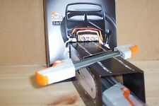 """Feilenhalter CHAIN SHARP CS-X  2-in-1 / Durchmesser 4,0mm, für .3/8""""P Sägeketten"""
