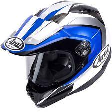 Arai Tour-X4 Flare Blue blau Gr. L Enduro / Adventure Motorrad Helm