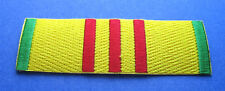 VIETNAM VETERAN RIBBON MILITARY PATRIOTIC BIKER IRON ON PATCH