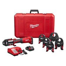 "Milwaukee 2773-22 M18™ FORCE LOGIC™ Press Tool Kit with ½"" – 2"" Jaws"