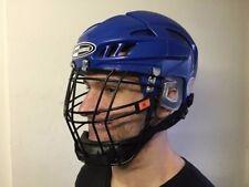 Maximum Lacrosse Facemask MX-13 Black  Box Indoor Arena MAX LAX