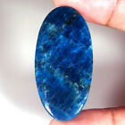 67.60 Cts Untreated Natural Apatite Oval Cabochon 22x46x6 mm Loose Gemstones