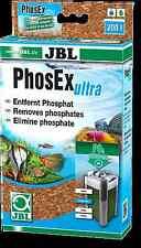 JBL PhosEX Ultra Aquarium Phosphate Remover Fish Tank Filter Media Algae Stop