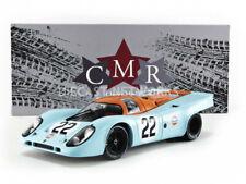 CMR - 1/18 - PORSCHE 917 K GULF - 24H DU MANS 1970 - CMR129