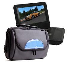 Car Headrest Mount & Case/Bag For Premier SB-D807 & SB-D9020 Portable DVD Player