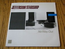 "JEFFERSON STARSHIP - NO WAY OUT    7"" VINYL PS"