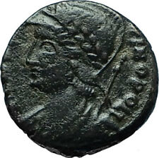 CONSTANTINE I the GREAT Founds Constantinople Original Ancient Roman Coin i66362
