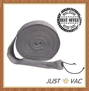 9M-10M Hose Sock Cover For All Ducted Vacuum Cleaning Systems Hose