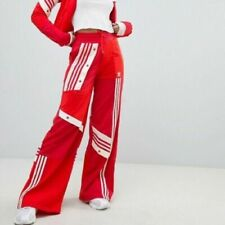 ADIDAS X Deconstruct DANIELLE CATHARI TRACK Pants Womens Size M MEDIUM UK 14 NWT