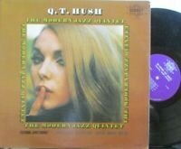 THE MODERN JAZZ QUINTET feat JAMES MOONEY ~ Q T Hush ~ VINYL LP USA PRESS