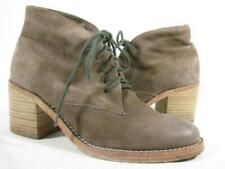 Dolce Vita Lace Up Bootie Heel Women size 7
