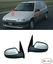 CITROEN SAXO 1996-2004  WING MIRROR GLASS FLAT RIGHT OR LEFT