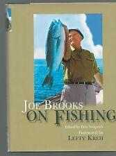 Joe Brooks on Fly Fishing Angling Flyfishing Saltwater Ocean  New Zealand Amazon