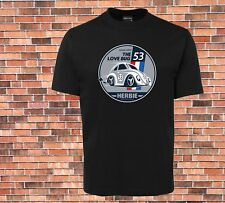 JB's T-shirt Cool new Design Herbie The Love Bug VW Classic Sizes up to 7XL