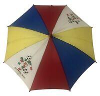 gadget mondiali calcio italia 90 ombrello bambini mascotte ciao coppa del mondo